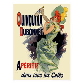 Quinquina Dubonnet Postcard