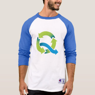 Quinta Esencia Blue and Breezy! T-Shirt