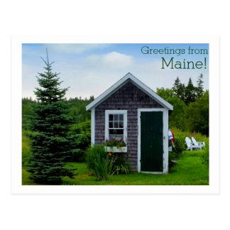 Quintessential Maine! Postcard