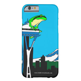 Quintessential Seattle, Washington iPhone Case
