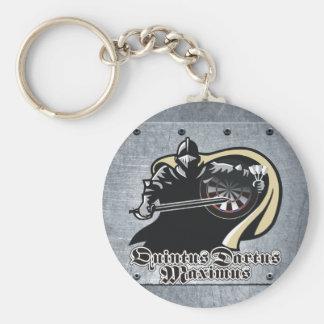 Quintus Dartus Maximus Darts Team Key Ring