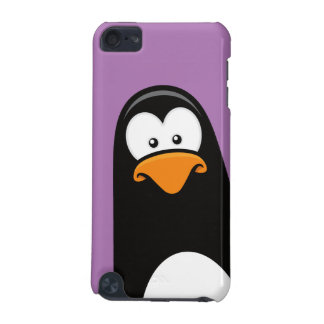 Quirky Cartoon Penguin iPod Touch 5G Covers