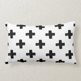 Quirky Crosses Pillow