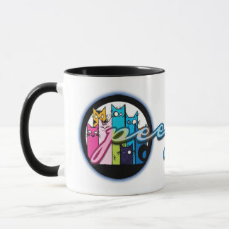 Quirky cute mug