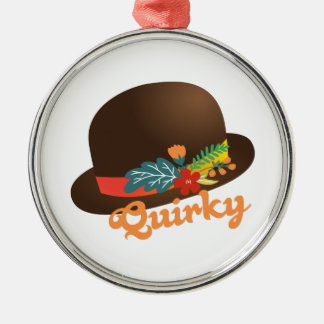 Quirky Hat Christmas Ornaments
