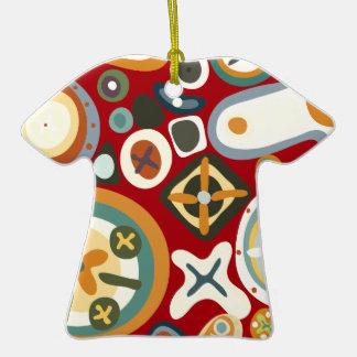 Quirky Shapes Ornament