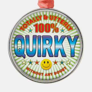 Quirky Totally Christmas Ornament
