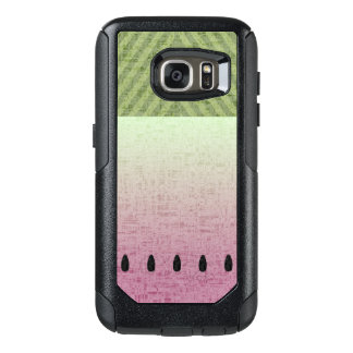 Quirky Watermelon OtterBox Samsung Galaxy S7 Case