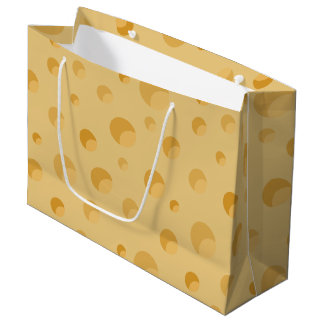 Quite Cheesy Large Gift Bag
