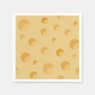 Quite Cheesy Paper Napkin