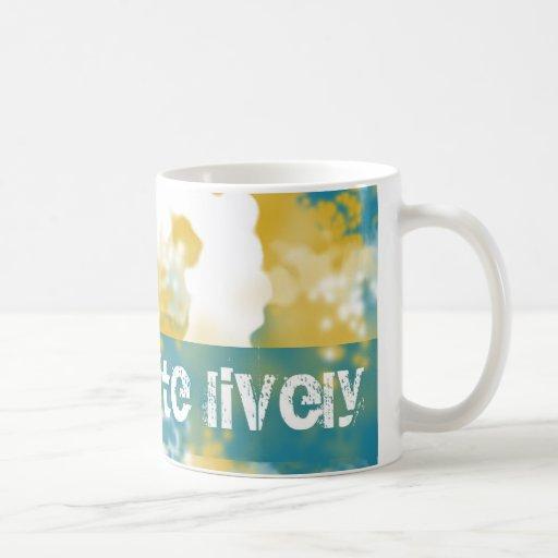 Quite Lively Coffee Mug