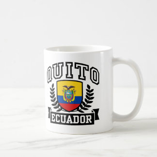 Quito Ecuador Coffee Mug