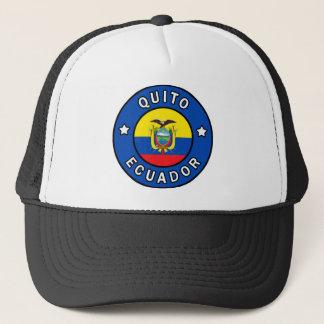 Quito Ecuador Trucker Hat