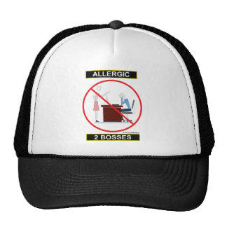Quitting Time Trucker Hat