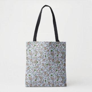 Quokka Tote Bag