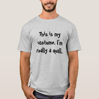 Quoll Costume T-Shirt