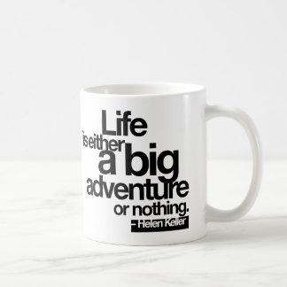 quote-keller-stiles* coffee mug