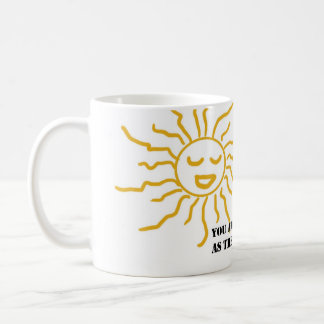Quote Sunshine Mug