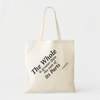 Quote Tote Budget Tote Bag