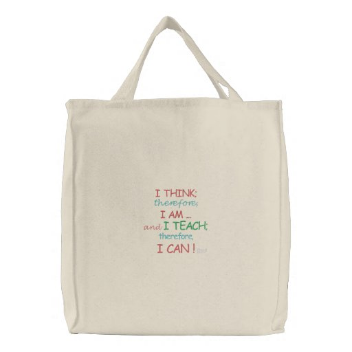 Quote Tote by SRF Bags