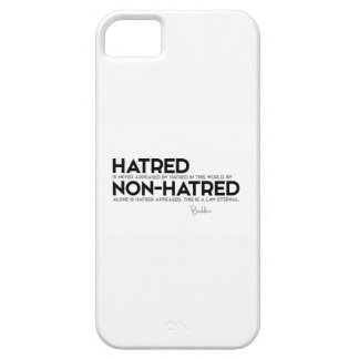 QUOTES: Buddha: Hatred, non-hatred iPhone 5 Cover