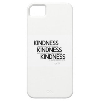 QUOTES: Lao Tzu: Kindness iPhone 5 Cover