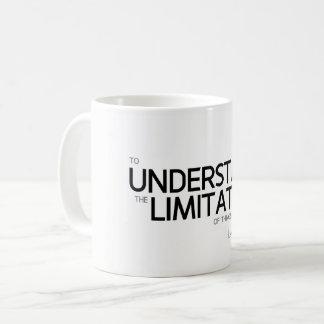 QUOTES: Lao Tzu: Limitation of things Coffee Mug
