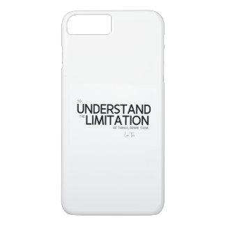 QUOTES: Lao Tzu: Limitation of things iPhone 8 Plus/7 Plus Case