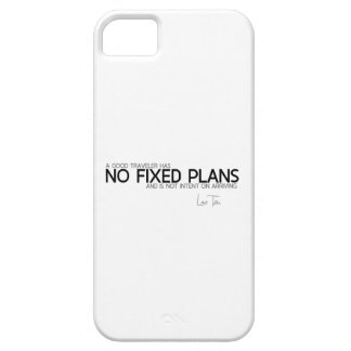 QUOTES: Lao Tzu: No fixed plans Barely There iPhone 5 Case