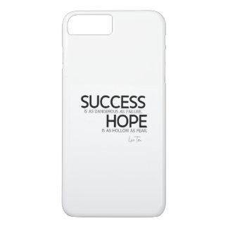 QUOTES: Lao Tzu: Success, hope iPhone 8 Plus/7 Plus Case