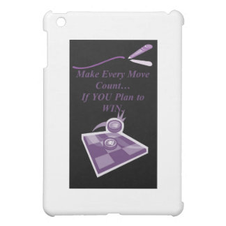 """""""QUOTES ~N~ MOTION"""" 44 by CARA G. RHODES iPad Mini Cases"""