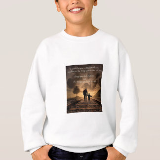 QUOTES SWEATSHIRT