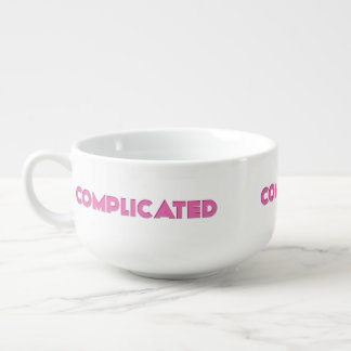 Quotes With Meaning Soup Mug