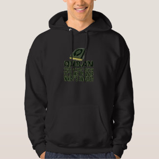 Quran is my proof hoodie