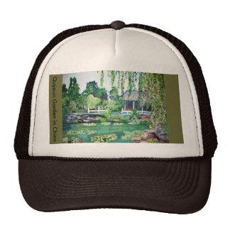 Quyaun Garden in China - Hat