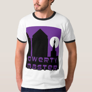 Qwerty Master Philadelphia T-Shirt