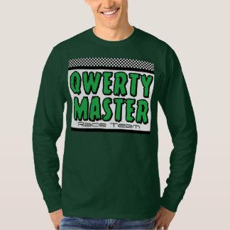 Qwerty Master Race Team T-Shirt