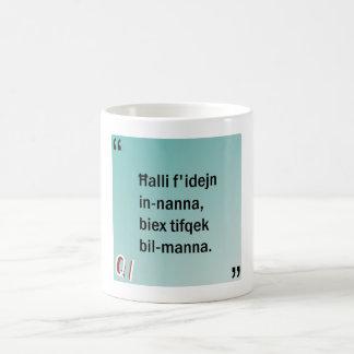 Qwiel u Idjomi - Nanna Manna Coffee Mug