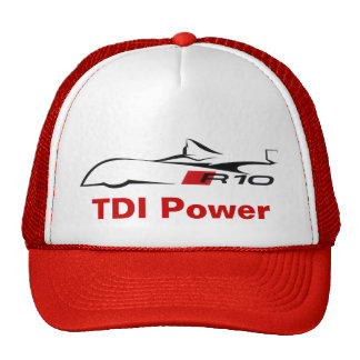 R10 TDI Power Hat