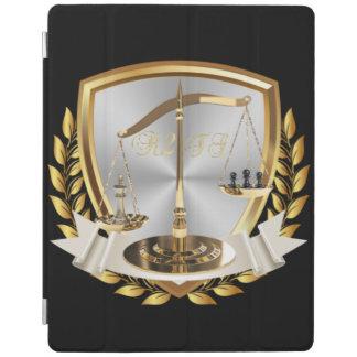 R2TG Shield Logo iPad Cover