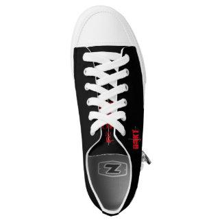 R3KT Low-Top Sneakers
