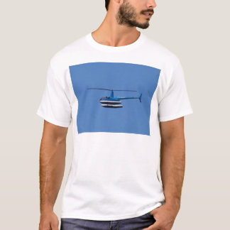 R44 helicopter with floats T-Shirt