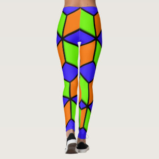 R Cube Look Leggings