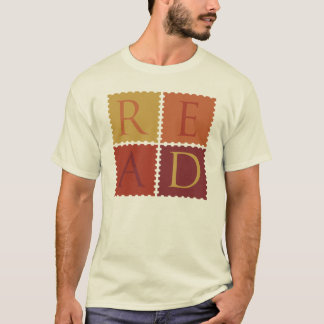 R-E-A-D Men's (Light) T-Shirt