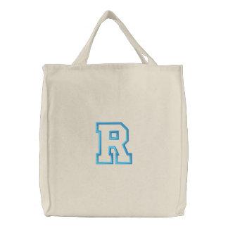R CANVAS BAGS