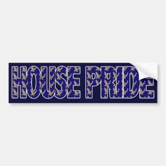 R House Pride Bumper Sticker