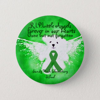 R.I.P.Angels of Sandy Hooks Elemtary School_Button 6 Cm Round Badge