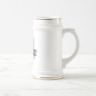 R is for Reuben Mug