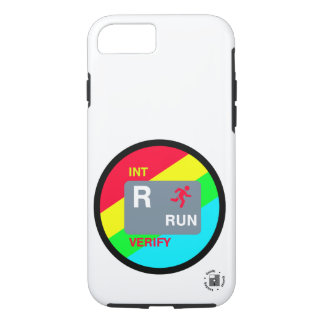 R is for Run Phone case