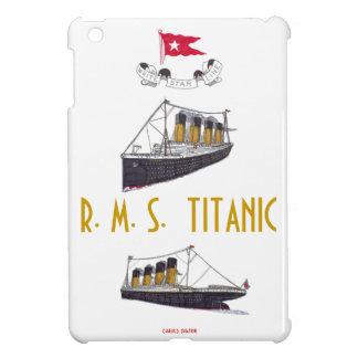 R.M.S. Titanic iPad mini case
